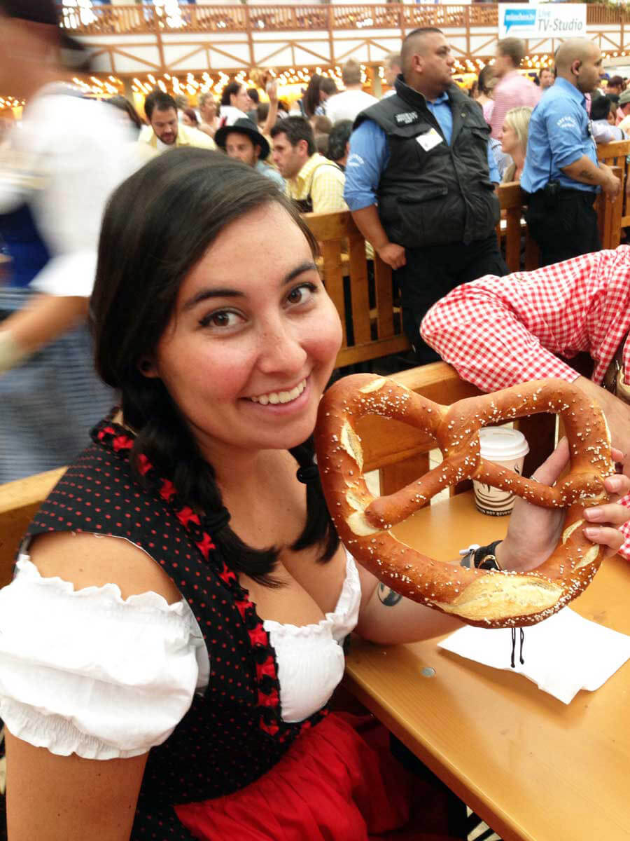 Oktoberfest Food | Germany Oktoberfest