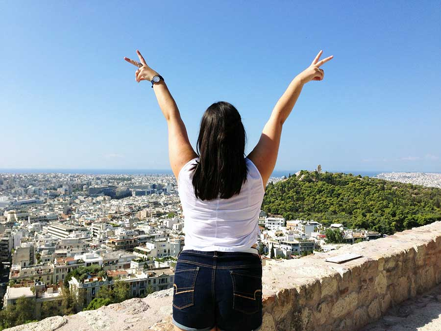 Scared To Travel Solo? Here's What To Do