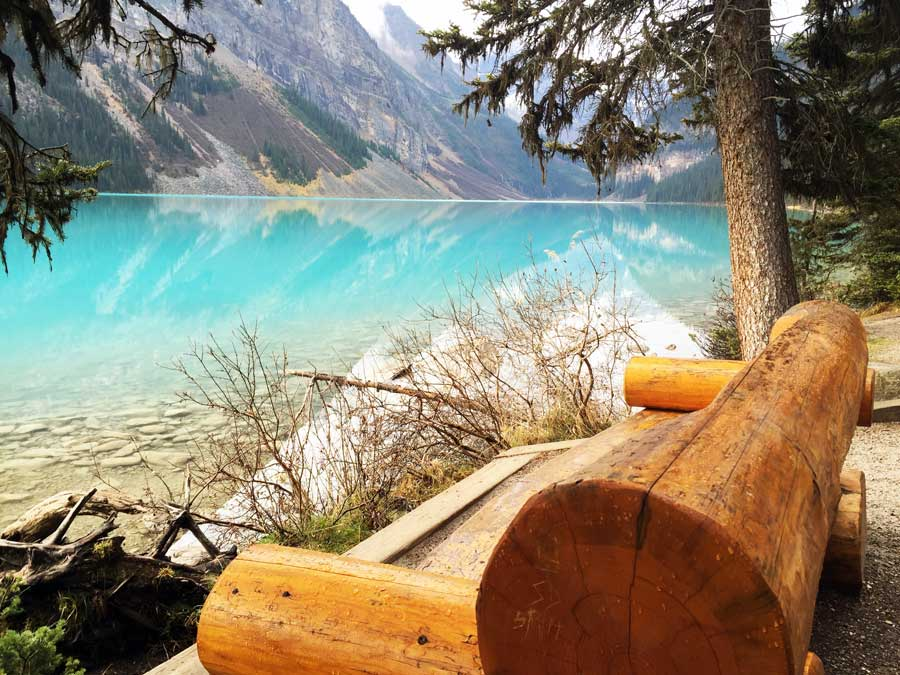 Lake-Louise-Bench