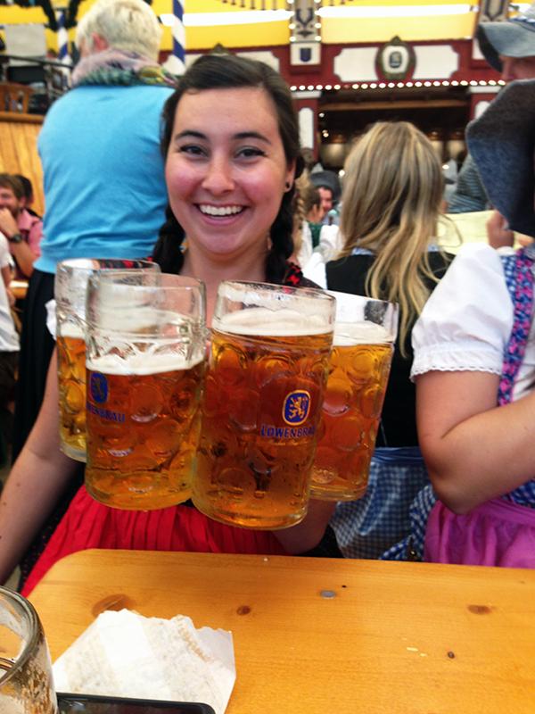 Oktoberfest Beers www.taylorstracks.com