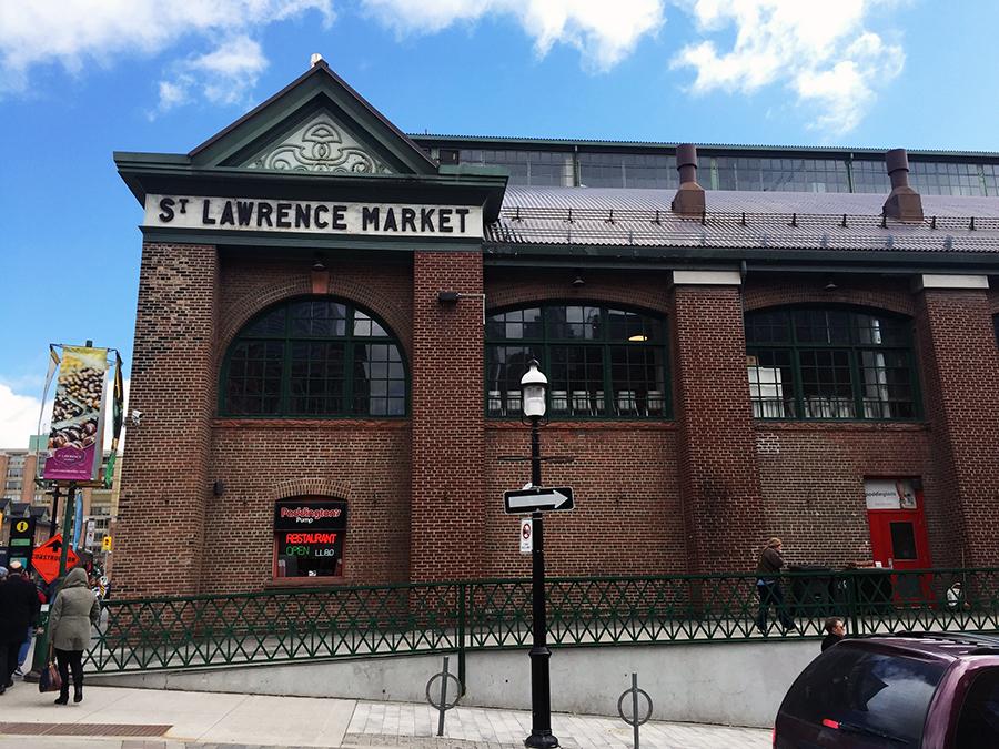 St. Lawrence Market Toronto www.taylorstracks.com
