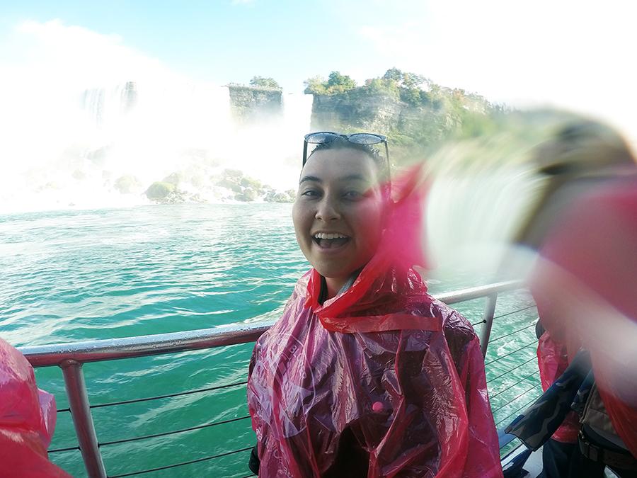 GoPro for travel Niagara Falls www.taylorstracks.com