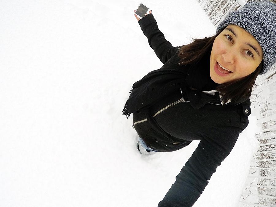 GoPro for travel Winter www.taylorstracks.com