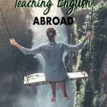 Do you want to teach English abroad but don't have the requirements? Click for a guide that will help you choose the correct course to take based on budget, where to teach English and more. #teacherlife #teaching #tefl #teachenglish #english ***** Teach English abroad | Teach English online | Teach English to kids | Teach English as a second language | Teach abroad | Make money online