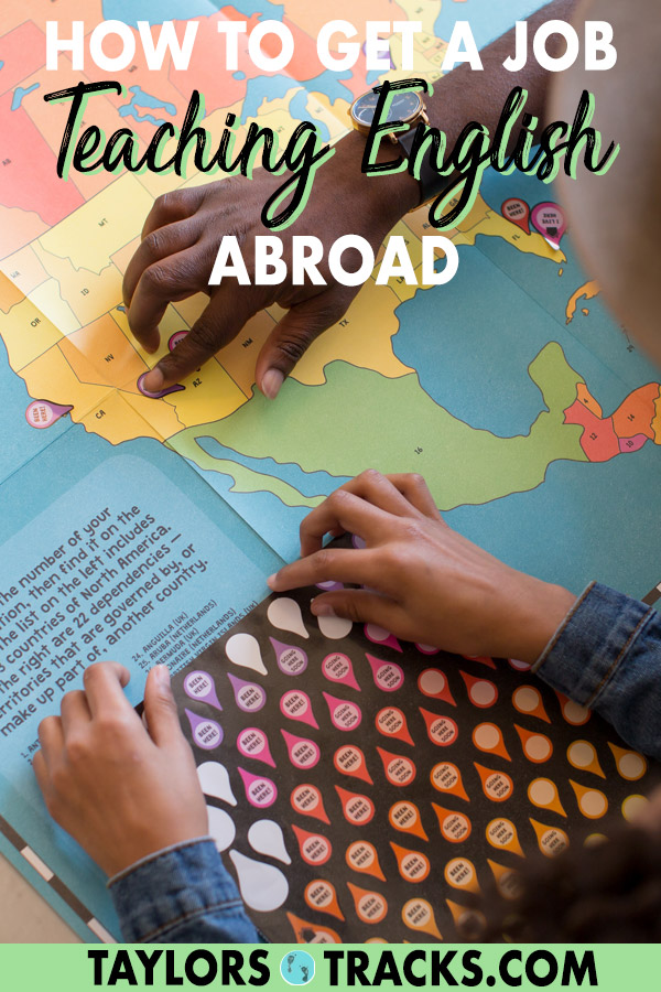 You're ready to take the plunge and start teaching English abroad. Do you have a TEFL? Where to apply for jobs? Learn and this and more by clicking! #teacherlife #teaching #tefl #teachenglish #english ***** Teach English abroad | Teach English online | Teach English to kids | Teach English as a second language | Teach abroad | Make money online | Make money while traveling