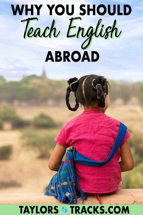 There are many reasons aside from making money while traveling that are benefits for teaching English abroad. Click to get inspired to start teaching English now! #teacherlife #teaching #tefl #teachenglish #english ***** Teach English abroad | Teach English online | Teach English to kids | Teach English as a second language | Teach abroad | Make money online