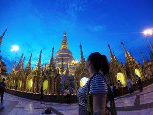 Myanmar travel | Myanmar backpacking | Shwedagon Pagoda