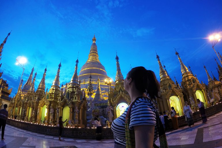 Myanmar travel | Myanmar backpacking | Shwedagon Pagoda