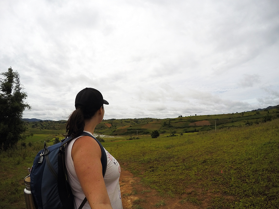 Trekking in Kalaw www.taylorstracks.com