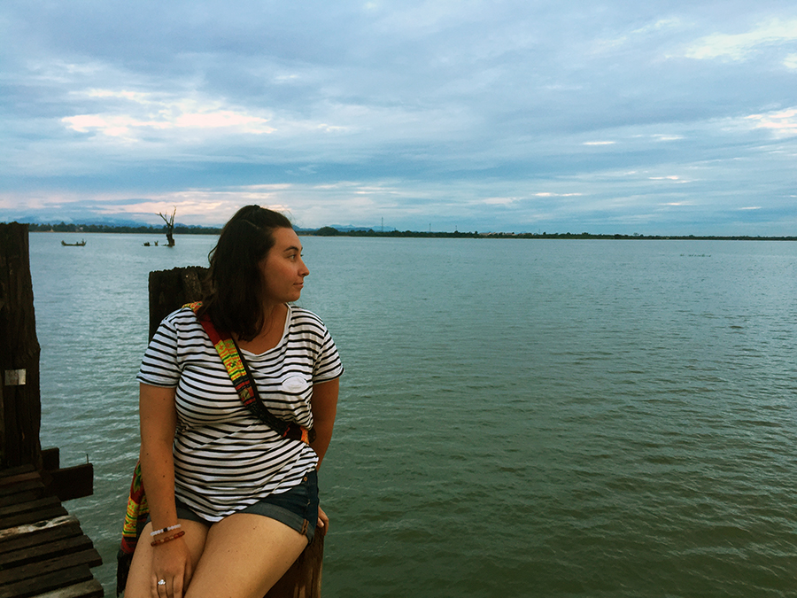 U Bein Bridge Myanmar www-taylorstracks-com