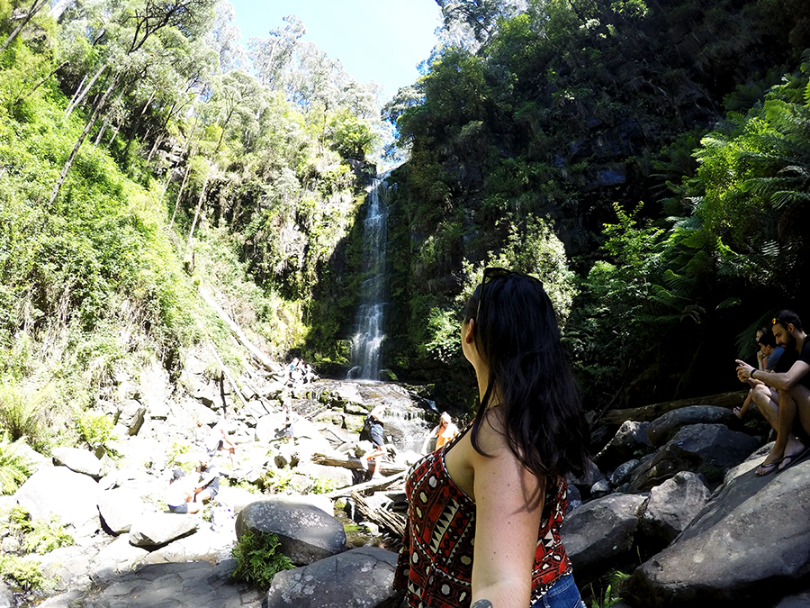 Erskine Falls Great Ocean Road www.taylorstracks.com