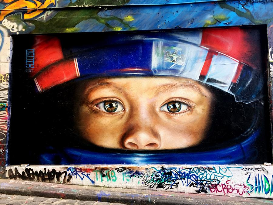 Hosier Lane 3 Melbourne Street Art www.taylorstracks.com