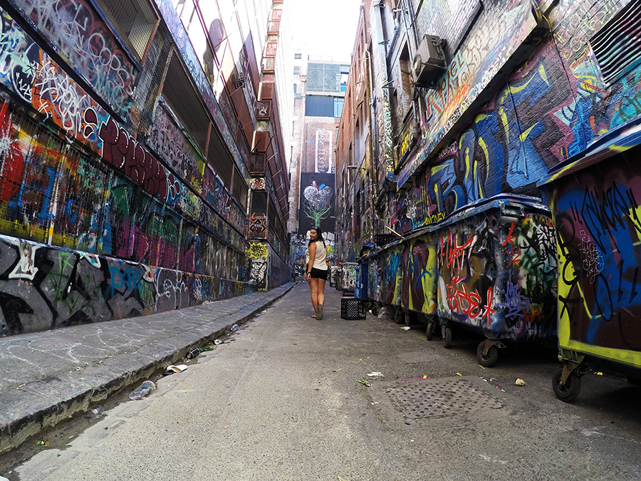 Rutledge Lane 2 Melbourne Street Art www.taylorstracks.com