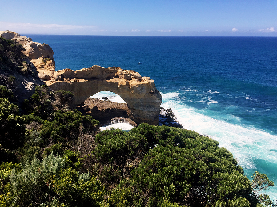 The Arch Great Ocean Road www.taylorstracks.com
