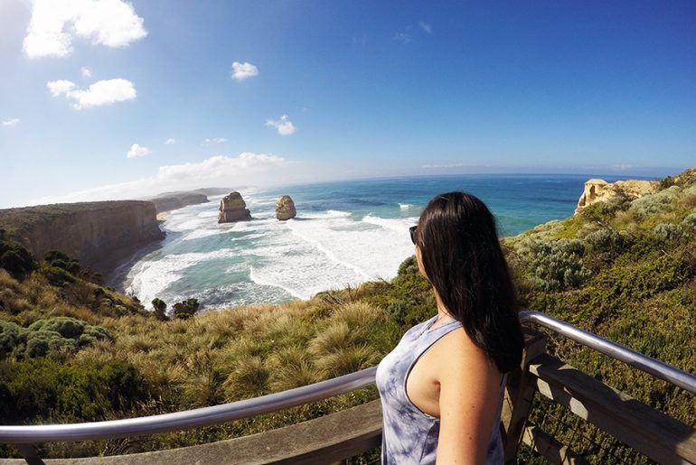 Twelve Apostles Great Ocean Road www.taylorstracks.com