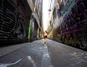 Union Lane 3 Melbourne Street Art www.taylorstracks.com
