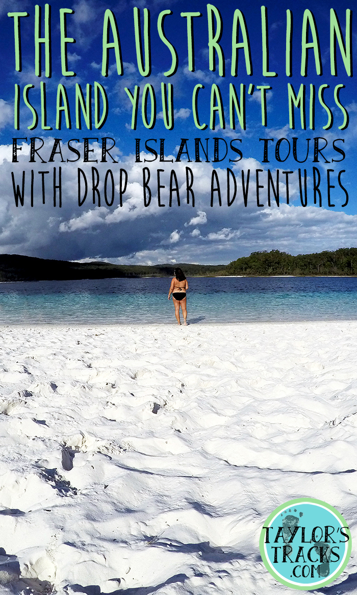 Fraser Island Tours www.taylorstracks.com