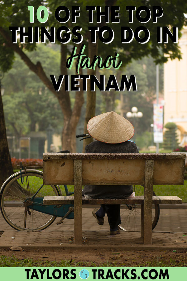 Discover the best of Vietnam travel with this destination, Hanoi. There are plenty of things to do in Hanoi and this Hanoi guide will help you plan your Hanoi trip and create the perfect Vietnam itinerary. Click to find awesome things to do like Hanoi Old Quarter, Hanoi architecture, Hanoi food and more. #travel #vietnam #traveltips