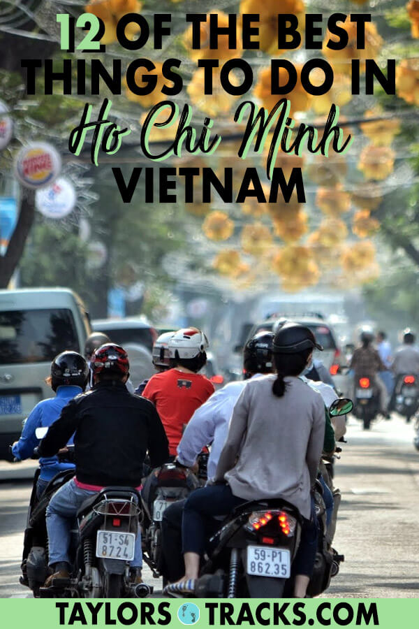 Discover the best of Vietnam travel with this destination, Ho Chi Minh. There are plenty of things to do in Ho Chi Minh and this Ho Chi Minh guide will help you plan your Ho Chi Minh trip and create the perfect Vietnam itinerary. Click to find awesome things to do like Ho Chi Minh Mekong, the Cu Chi tunnels, war remnants musem and more. #travel #vietnam #traveltips