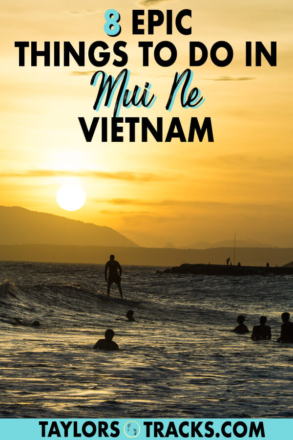 Discover the best of Vietnam travel with this destination, Mui Ne. There are plenty of things to do in Mui Ne and this Mui Ne guide will help you plan your Mui Ne trip and create the perfect Vietnam itinerary. Click to find awesome things to do like Mui Ne beaches, Mui Ne sand dunes and more. #travel #vietnam #traveltips
