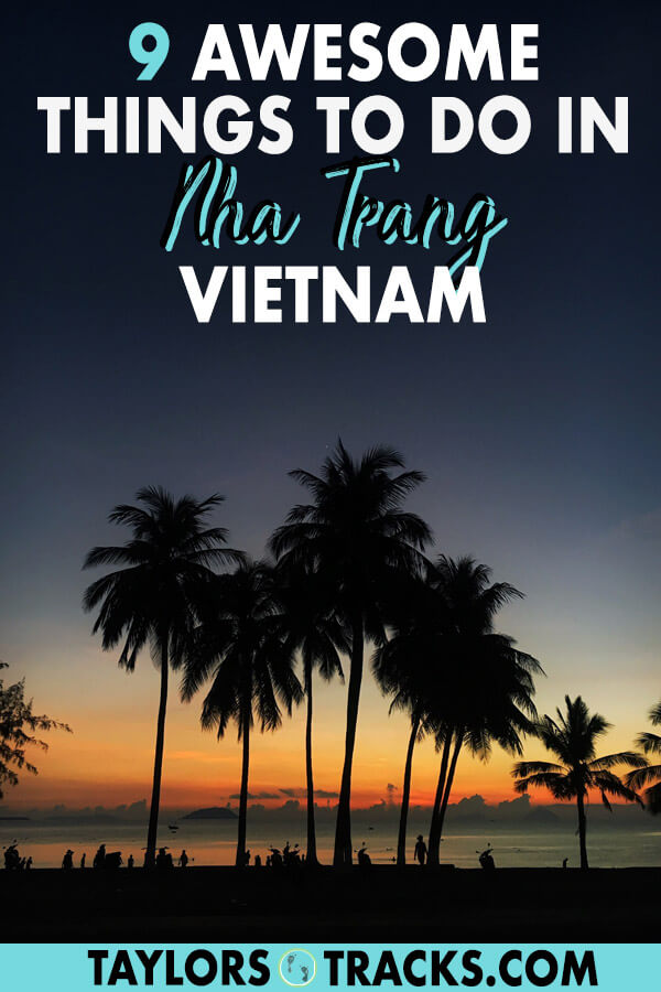 Discover the best of Vietnam travel with this destination, Nha Trang. There are plenty of things to do in Nha Trang and this Nha Trang guide will help you plan your Nha Trang trip and create the perfect Vietnam itinerary. Click to find awesome things to do like Nha Trang beaches, Nha Trang night market, Nha Trang nightlife and more. #travel #vietnam #traveltips