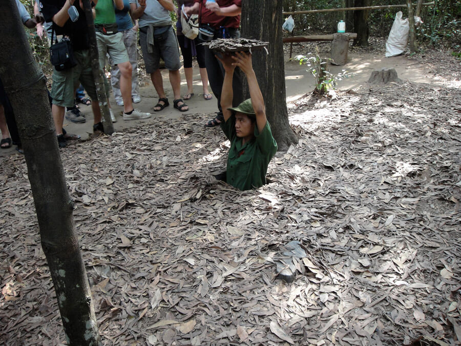Ho Chi Minh City Vietnam travel | Cu Chi Tunnels | Things to do in Ho Chi Minh