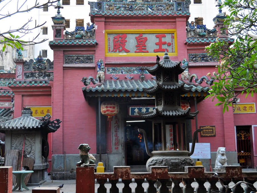 Ho Chi Minh City Vietnam | Emperor Jade Pagoda | Things to do in Ho Chi Minh