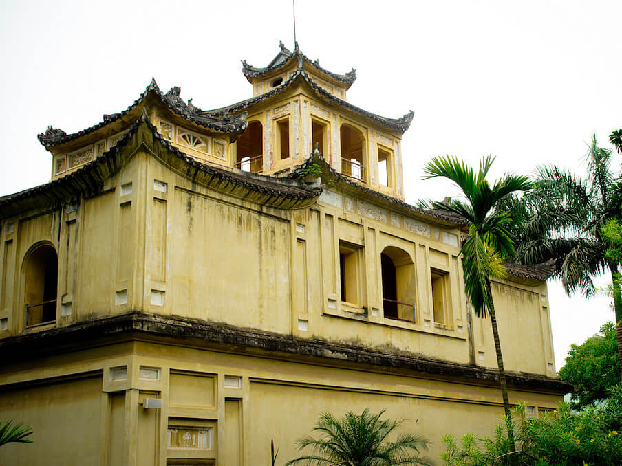 Imperial-Citadel-of-Thang-Long-Hanoi
