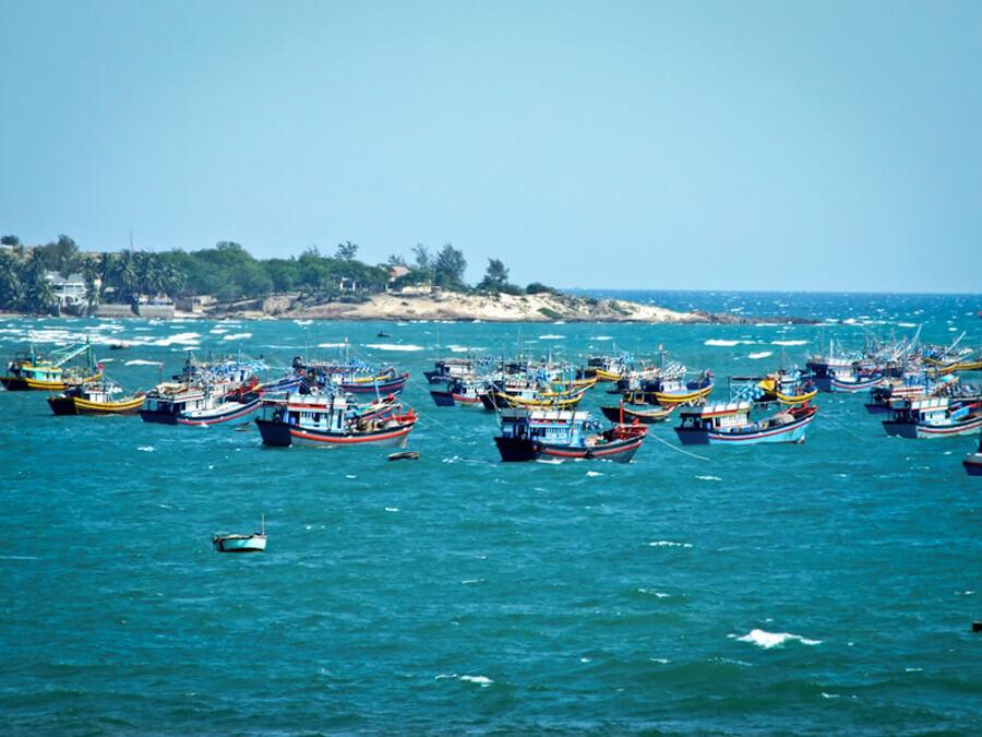 Mui-Ne-Fishing-Village
