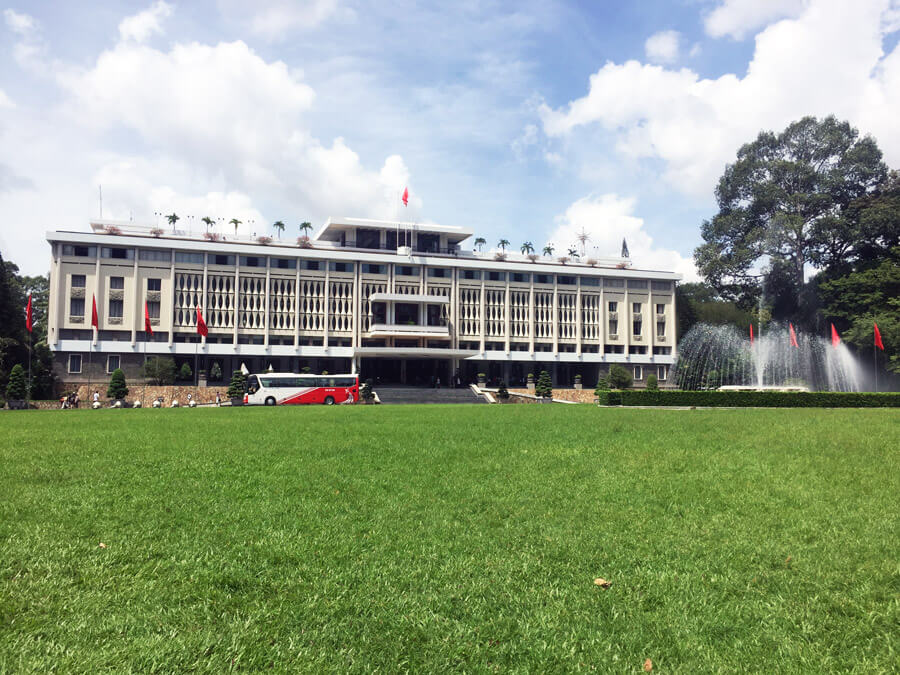Ho Chi Minh City Vietnam | Reunification Palace | Things to do in Ho Chi Minh