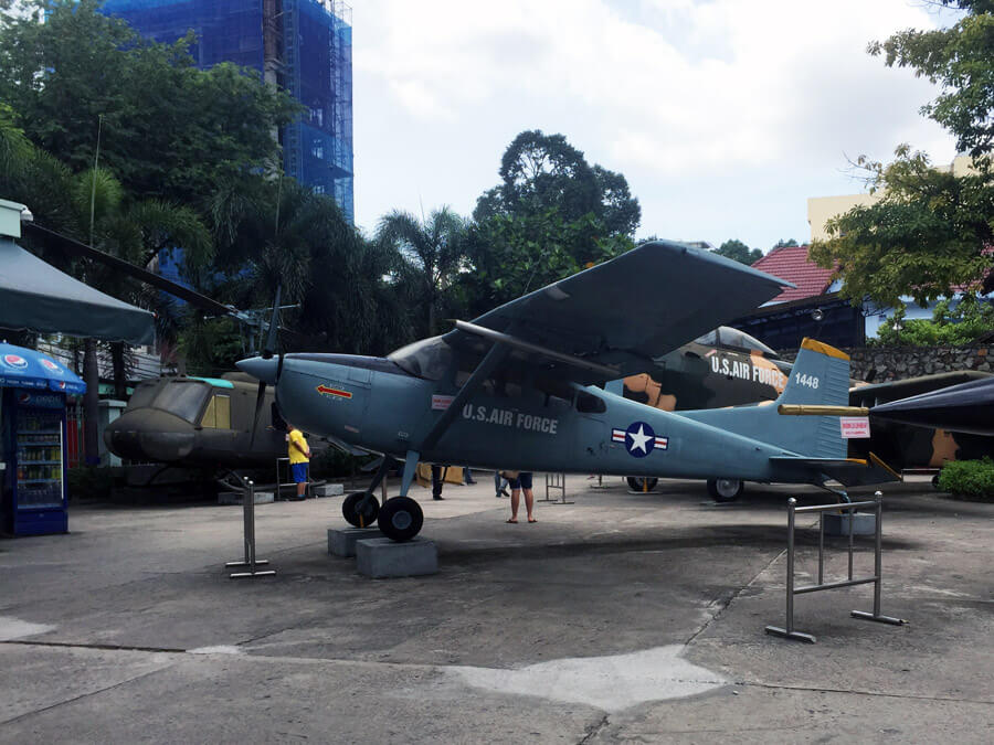Ho Chi Minh City Vietnam | War Remnants Musem | Things to do in Ho Chi Minh