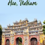 Discover the best of Vietnam travel with this destination, Hue. There are plenty of things to do in Hue and this Hue guide will help you plan your Hue trip and create the perfect Vietnam itinerary. Click to find awesome things to do like the Hue Citadel, learn about the Hue Vietnam war and more.