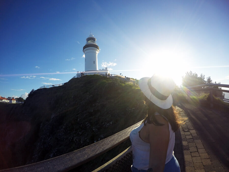 Australia travel | Byron Bay | Byron Bay lighthouse