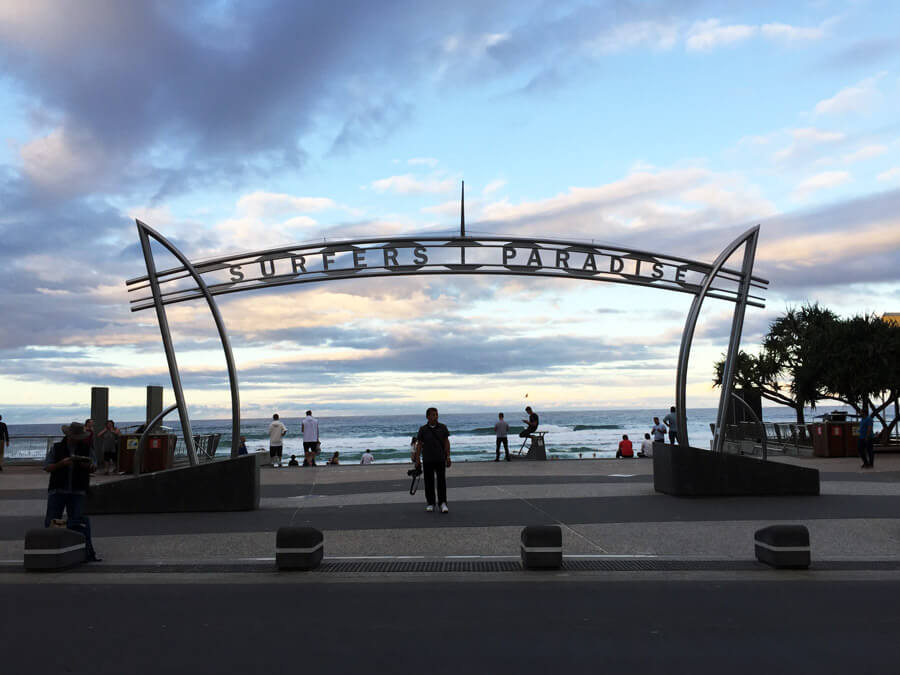 Australia travel | Gold Coast | Surfers Paradise Australia
