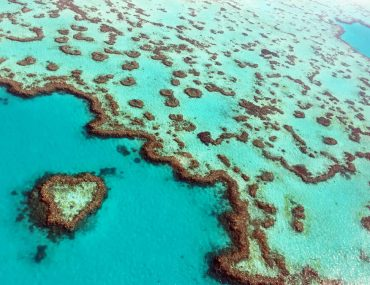 Australia travel | Great Barrier Reef | Heart Reef Australia