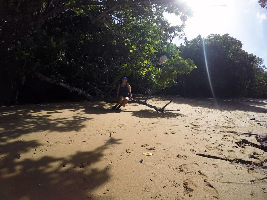 Australia travel   Mission Beach
