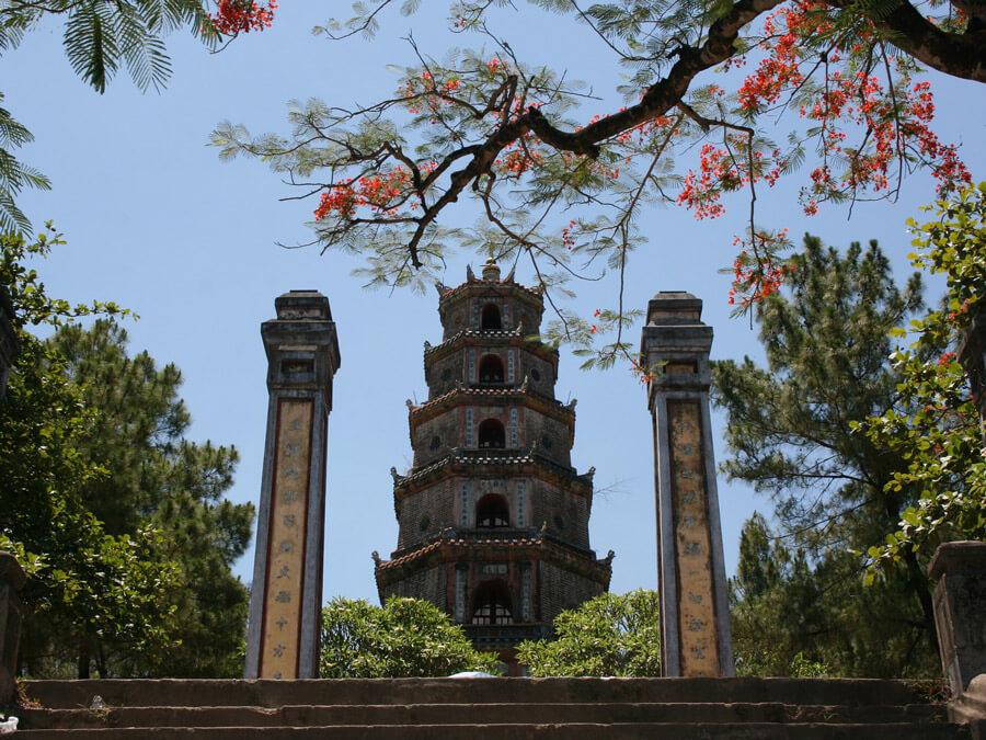 Hue Vietnam | Things to do in Hue | Vietnam travel | Things to do in Vietnam | Vietnam destinations | Thien Mu Pagoda