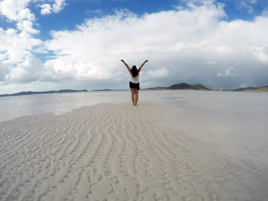 Australia travel | Whitehaven Beach | Whitsunday Islands | Whitsundays Australia