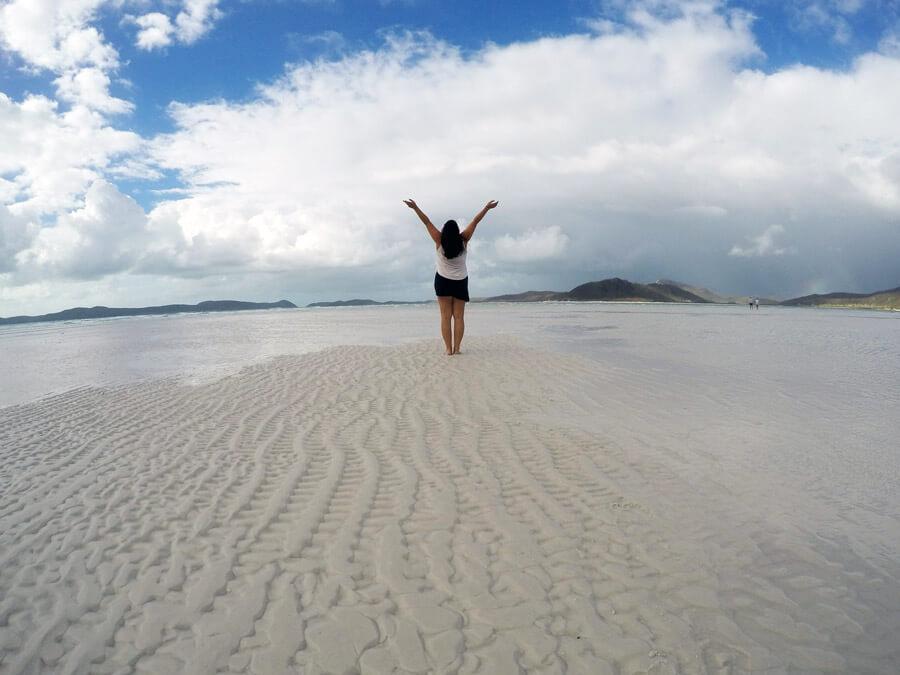 Australia travel   Whitehaven Beach   Whitsunday Islands   Whitsundays Australia