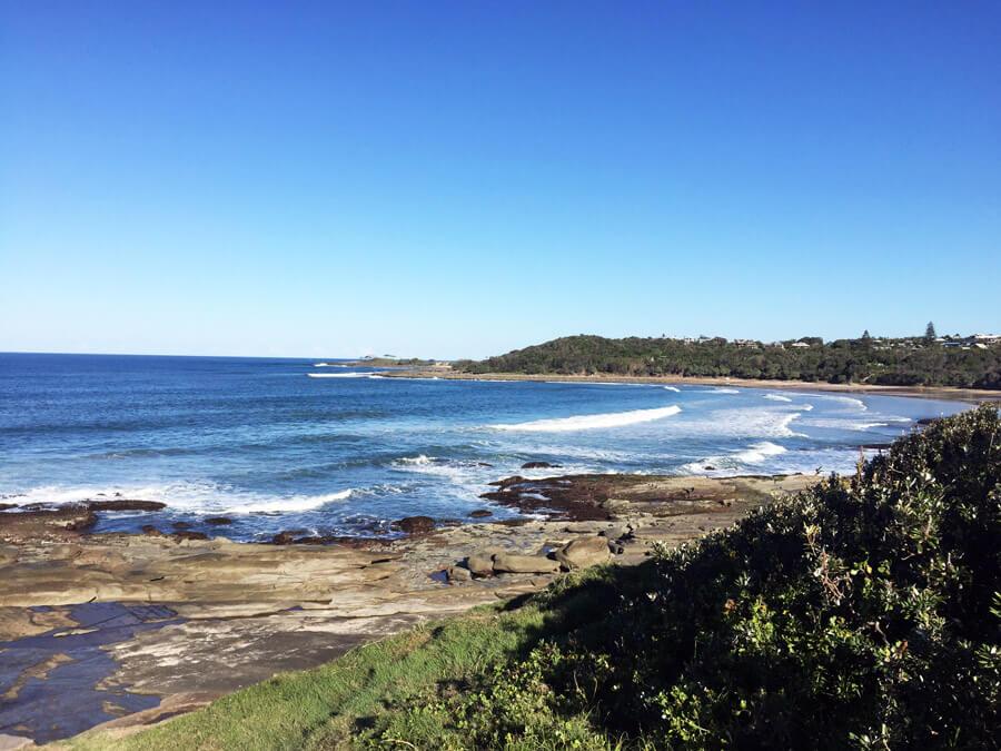 Australia travel   Yamba NSW