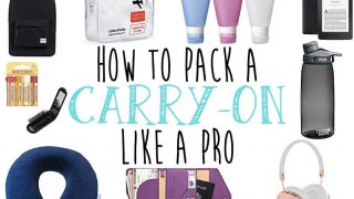 How to pack a carry on | Travel tips and tricks | Travel tips international | Travel tips packing | Carry on bag | Carry on essentials | Travel packing list | Travel packing tips