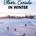Canada's capital, Ottawa, is not a place to be skipped just because it's winter. The city is still packed with Ottawa activities for the season and you'll find plenty of things to do in Ottawa in winter easily.