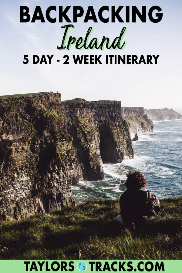 Find out how to plan to perfect Ireland itinerary for your upcoming Ireland trip. This Ireland guide will share the must-know Ireland travel tips, the best places to visit in Ireland, where to stay in Ireland and more. Click to start planning! #ireland #roadtrip #europe #travel #backpacking #budgettravel