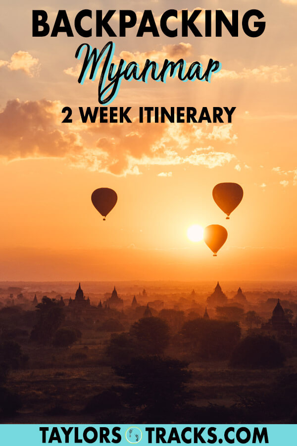 Find out how to plan to perfect Myanmar itinerary for your upcoming Myanmar trip. This Myanmar guide will share the must-know Myanmar travel tips, the best places to visit in Myanmar, where to stay in Myanmar and more. Click to start planning! #myanmar #burma #travel #backpacking #budgettravel