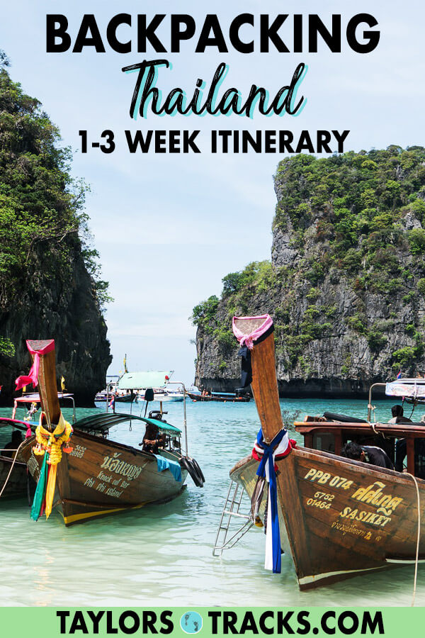 Find out how to plan to perfect Thailand itinerary for your upcoming Thailand trip. This Thailand guide will share the must-know Thailand travel tips, the best places to visit in Thailand, where to stay in Thailand and more. Click to start planning! #thailand #thai #travel #backpacking #budgettravel