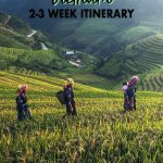 Find out how to plan to perfect Vietnam itinerary for your upcoming Vietnam trip. This Vietnam guide will share the must-know Vietnam travel tips, the best places to visit in Vietnam, where to stay in Vietnam and more. Click to start planning!