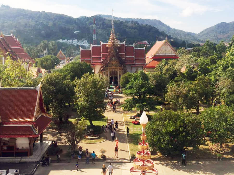 Phuket | Phuket Thailand | Things to do in Phuket | Phuket tours | Thailand travel | Thailand destinations | Wat Chalong