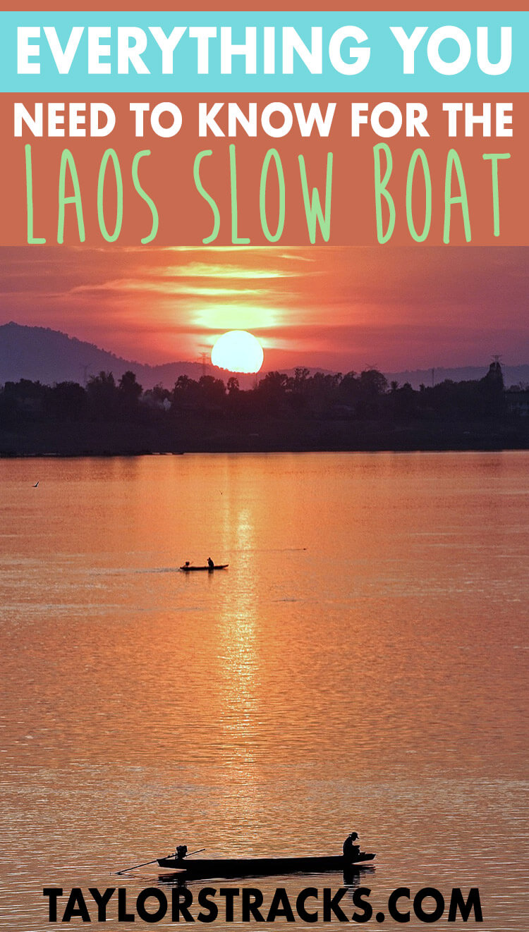 Laos travel | Laos slow boat | Slow boat to Laos | Slow boat to Luang Prabang | Thailand to Laos
