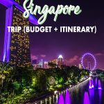 Plan the perfect Singapore itinerary of any length with this detailed Singapore guide that includes the best things to do in Singapore, where to stay in Singapore, Singapore travel tips, a Singapore budget and more. Click to start planning your Singapore trip!