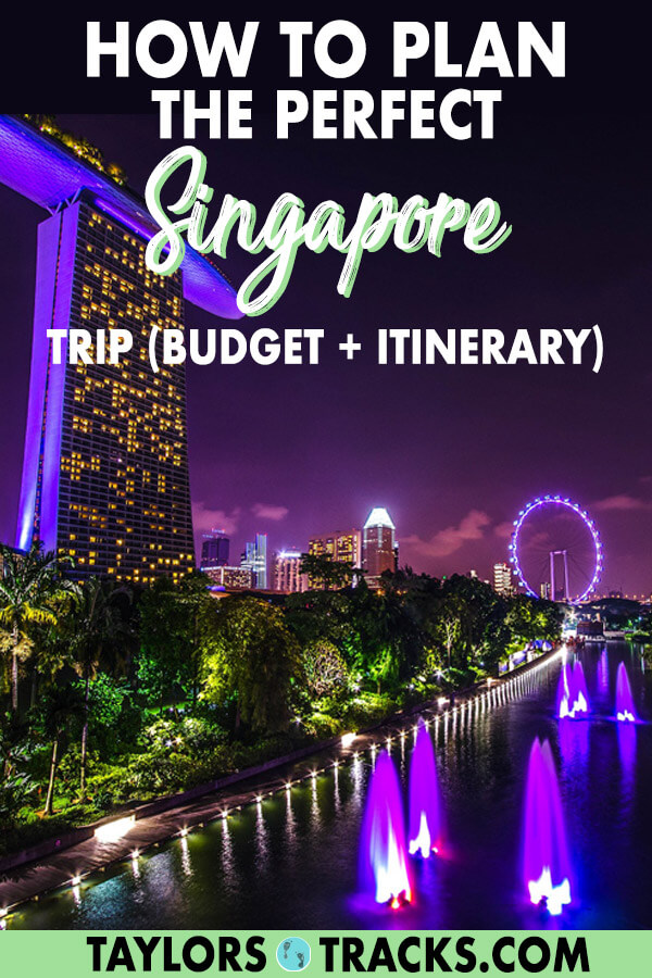Plan the perfect Singapore itinerary of any length with this detailed Singapore guide that includes the best things to do in Singapore, where to stay in Singapore, Singapore travel tips, a Singapore budget and more. Click to start planning your Singapore trip! #singapore #traveltips #southeastasia #travel